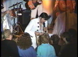 Joe Marino as Elvis Presley 1970