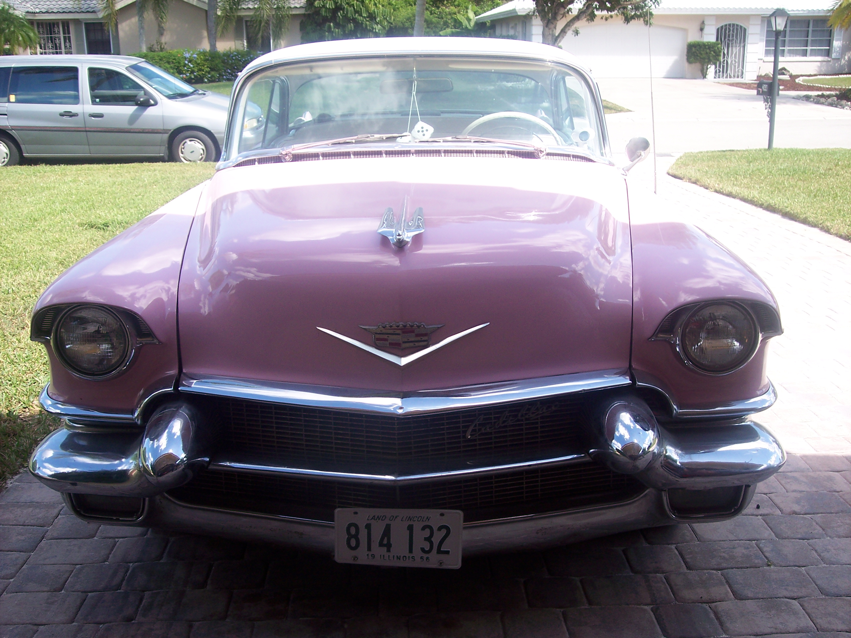Joe's 1956 Cadillac Coupe deVille